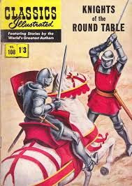 knights of the round table classics ilrated 108