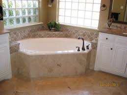 corner bathtubs for two. corner tub shower combo and framed frosted window plus white vanity cabinet bathtubs for two
