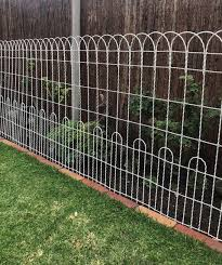 double loop roll top fencing