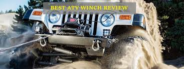 Best Atv Winch Review 2019 Top Picks Buyer Guide