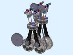Двухвальный двигатель