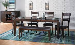 dark dining room furniture.  furniture picture of dark mango solid wood dining set and room furniture