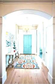 entryway rug ideas runner area rugs full size of 1 4 entry
