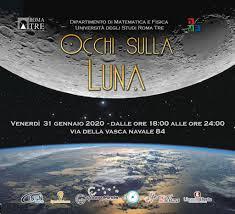 Occhi sulla Luna 2020 - AstroGarden