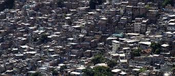 Resultado de imagem para FAVELAS NO RIO