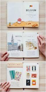 17 best ideas about travel journal pages diary illustrated cities by kondo yoshie found on a wanderer s path such a creative and intriguing project she s done quite a few different ones