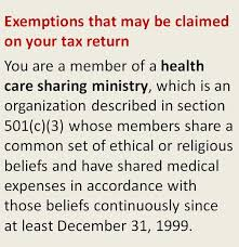 two of the more well known health care sharing ministries are share and liberty healthshare