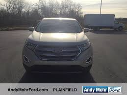 2018 ford edge grey. new 2018 ford edge sel grey