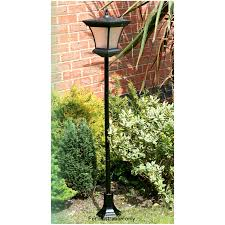 garden post. 318722-130cm-Solar-Garden-Lamp-Post Garden Post K