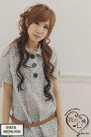 تسريحات شعر يابانيه رائعه منتديات عبير