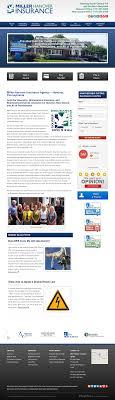 miller hanover insurance agency website history