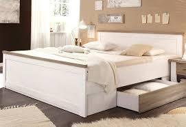 Architektur Schlafzimmer Betten Komforthahe Arona Bett 08b4 Weiss