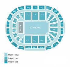 Unfolded Manchester Arena Boxing Seating Plan Verizon