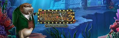Play solo or compete against your friends! Tales Of Lagoona 3 Frauds Forgeries And Fishsticks