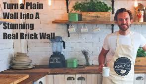 <b>Slimbrick</b>® <b>Slimbrick</b> From Feature <b>Wall</b> and Floor