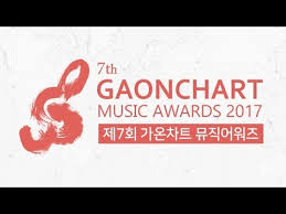 7th Gaonchart Music Awards