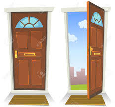 open front door. Open Door Clipart Cute Door #2 Open Front U