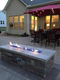 fire pits on gas outdoor fire pit diy gas fire pit and