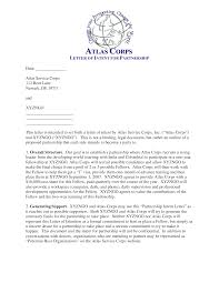 Business Partnership Letter Of Intent Templates At