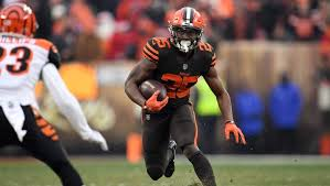Kansas City Chiefs Running Back Depth Chart Browns Running Back Depth Chart Following Duke Johnson Trade