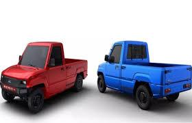 China To Export Cheap Kaiyun Motors' Electric Pickup Trucks To The ...