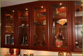 84 creative contemporary putting glass in kitchen cabinet doors install installing panes international cabinets perth wood storage with drawers black
