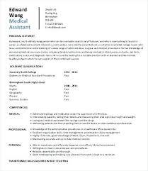 Resume Example For Medical Assistant Entry Level Nursing Resume