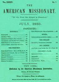 The Project Gutenberg Ebook Of The American Missionary