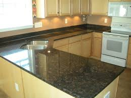 Tan Brown Granite Kitchen Brown