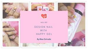 Happy Design Nails Hours Design Of Nail With Happy Gel 53
