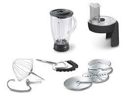 bosch maimum kitchen machine accessories