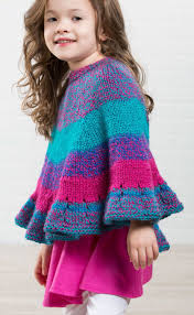 Free Knitted Poncho Patterns Unique Decorating Design