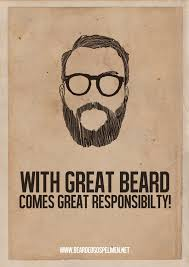 Beard Quotes Enchanting A Beard Man Is A Real Man Quotes Posters