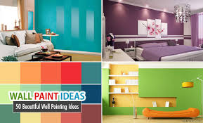 Beautiful Wall Painting Ideas And Designs For Living Room