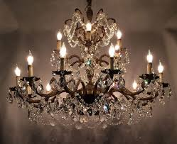 glamorous learn trade secrets restoring old antique brass chandeliers crystal for made inorld style outdoor lighting