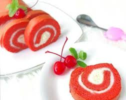 Red Velvet Roll Cake Inspirasi Baking By Pt Sriboga Flour Mill