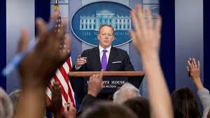 Sean Spicer Watch His Greatest Hits At The Press Briefing Time Custom Sean Spicer Resume