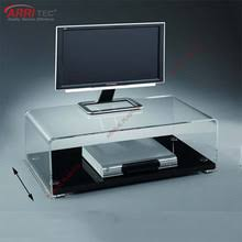 acrylic tv stand. Beautiful Acrylic Throughout Acrylic Tv Stand L