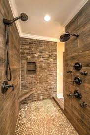 amazing walk in shower design ideas craftsman bathroom throughout showers pictures standing designs small with glass