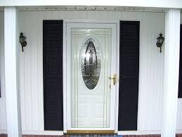screen door sizes