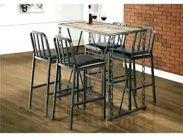 industrial bar height table dining diy plans pub tab