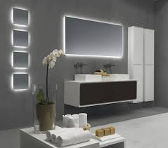 bathroom  lighted mirrors for bathrooms modern modern makeup