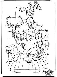 Ark Van Noach 3 Bijbel Kleurplaten Oude Testament