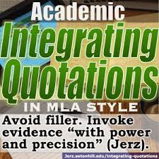 Academic Quotes Integrating Quotes Citing Sources Effectively in Academic Papers 92