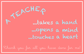 Printable Thank You Cards For Teachers Free Printable Thank You Cards For Teachers From Students