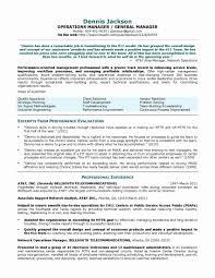 Hotel Industry Resume Format Best Of Esl Application Letter