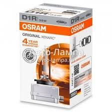 <b>Лампы Osram D1R</b> - Авто-Лампы