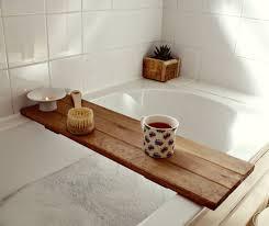 fullsize of adorable bath tray reclaimed wood bathroom decorddy wooden bathtub trays teakand beyond bathroom
