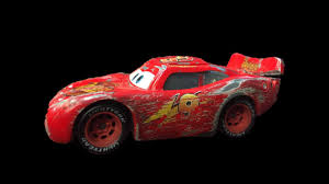 cars 3 lightning mcqueen after crash in next generation piston cup racers what happens after