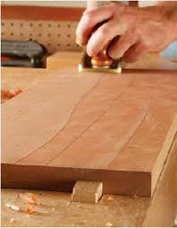 hand wood planer. avoiding chatter. hand wood planer